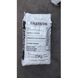 Charbon Super Calor sac de 20kg