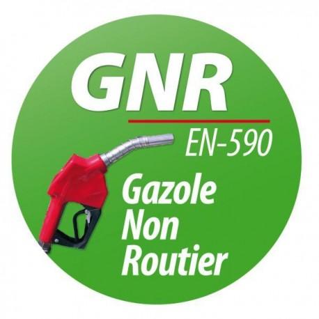 Prix GNR gasoil non routier