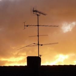 Installation antenne hertzienne tnt