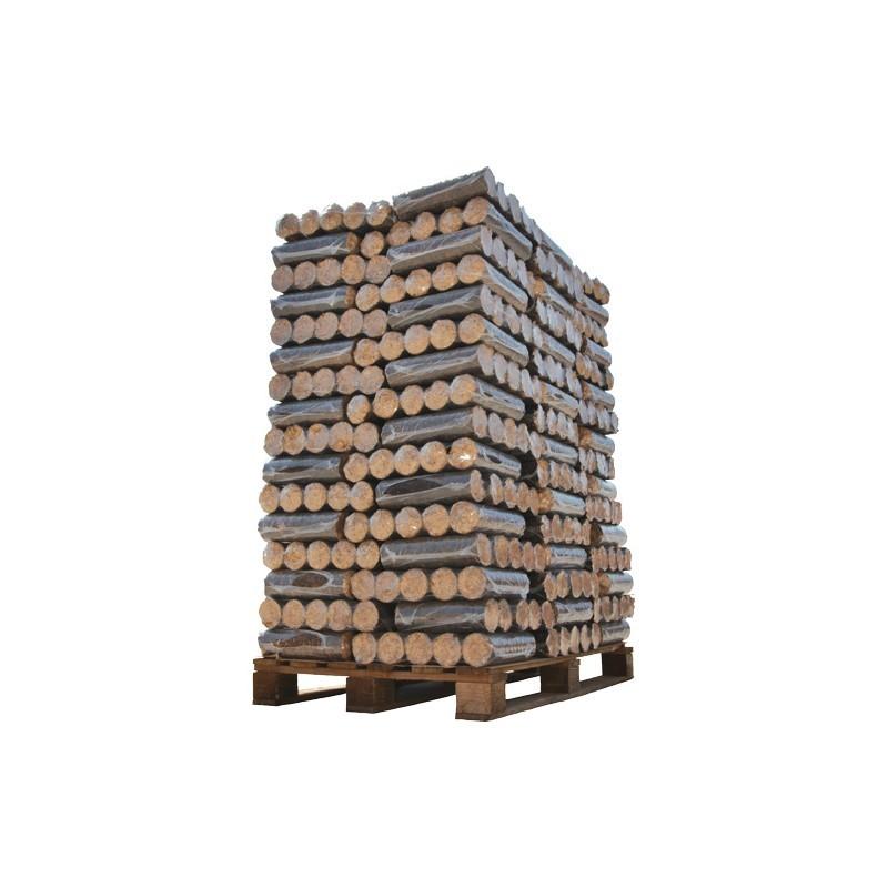 B u00fbches densifiées Recybuche # Buches De Bois Densifié