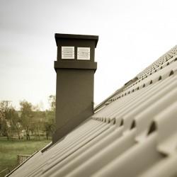 Ramonage toit avec grande échelle (logement -2ans)