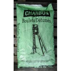 Boulets defumes - sac de 25 kg